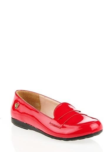 Asymmetry Ayakkabı Kırmızı
